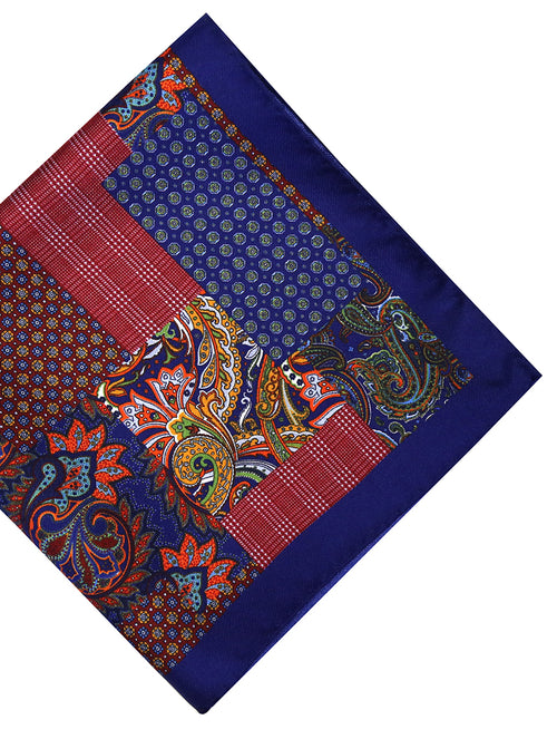 DÉCLIC Cadrer Pocket Square - Assorted