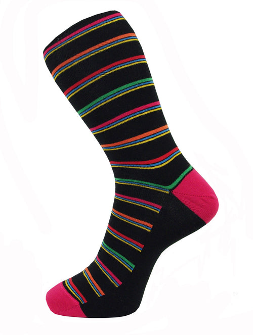 DÉCLIC Deck Socks - Black