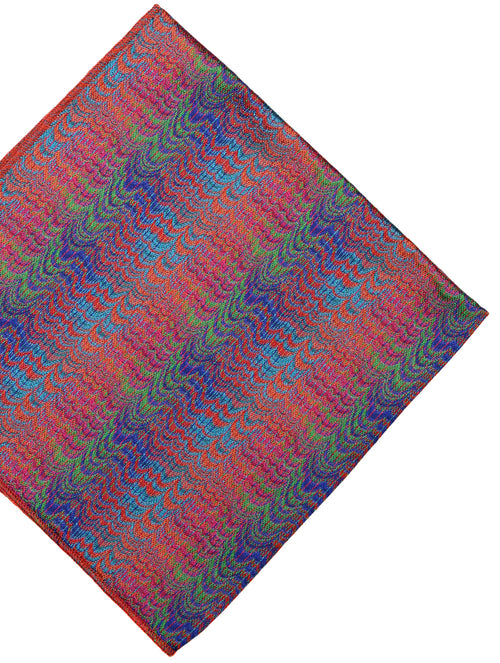 DÉCLIC Wisp Pattern Hanky - Assorted