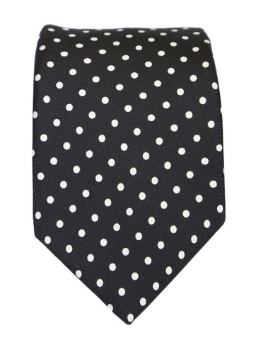 DÉCLIC Flow Spot Tie - Black