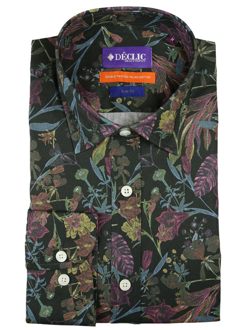 DÉCLIC Kuki Floral Print Shirt - Assorted