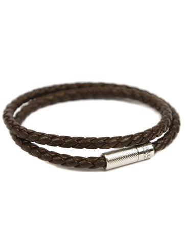 Tateossian Chelsea Bracelet - Brown