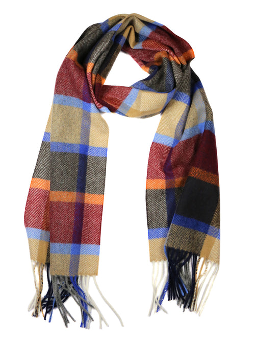 DÉCLIC Sedgemoor Check Scarf - Assorted