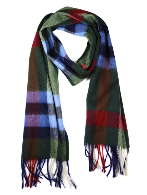 DÉCLIC Tundra Check Scarf - Assorted