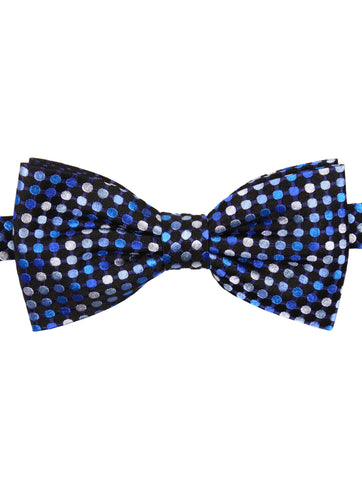 Rory Hutton Horse Shoe Bow Tie - Royal