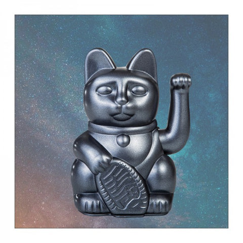 Lucky Cat - Blue
