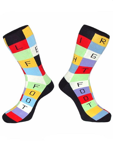 DÉCLIC Allsorts Socks - Navy