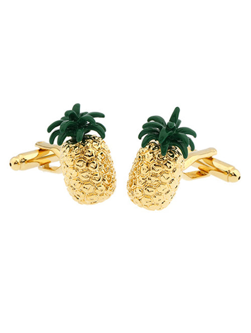 DÉCLIC Pineapple Cufflink