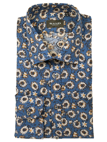 Liberty Arcadia Paisley Print Shirt - Assorted
