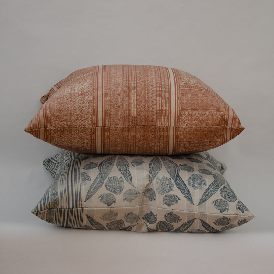 Annie Cushion Cover in Atmospheric