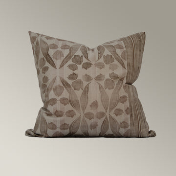 Annie Cushion Cover in Sand