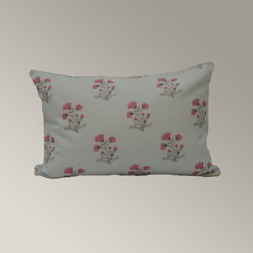 Aubree in Rose-Red Pillow Cover