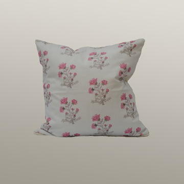 Aubree in Pink Pillow Cover