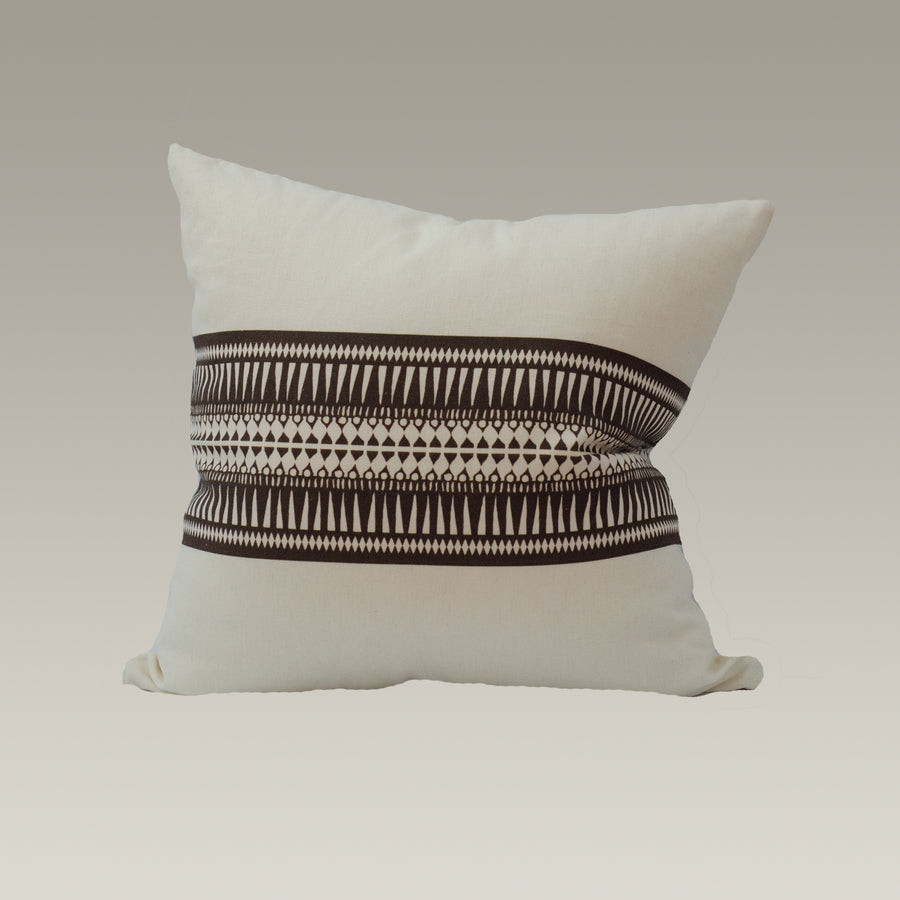 Henry in Brown Cushion Cover