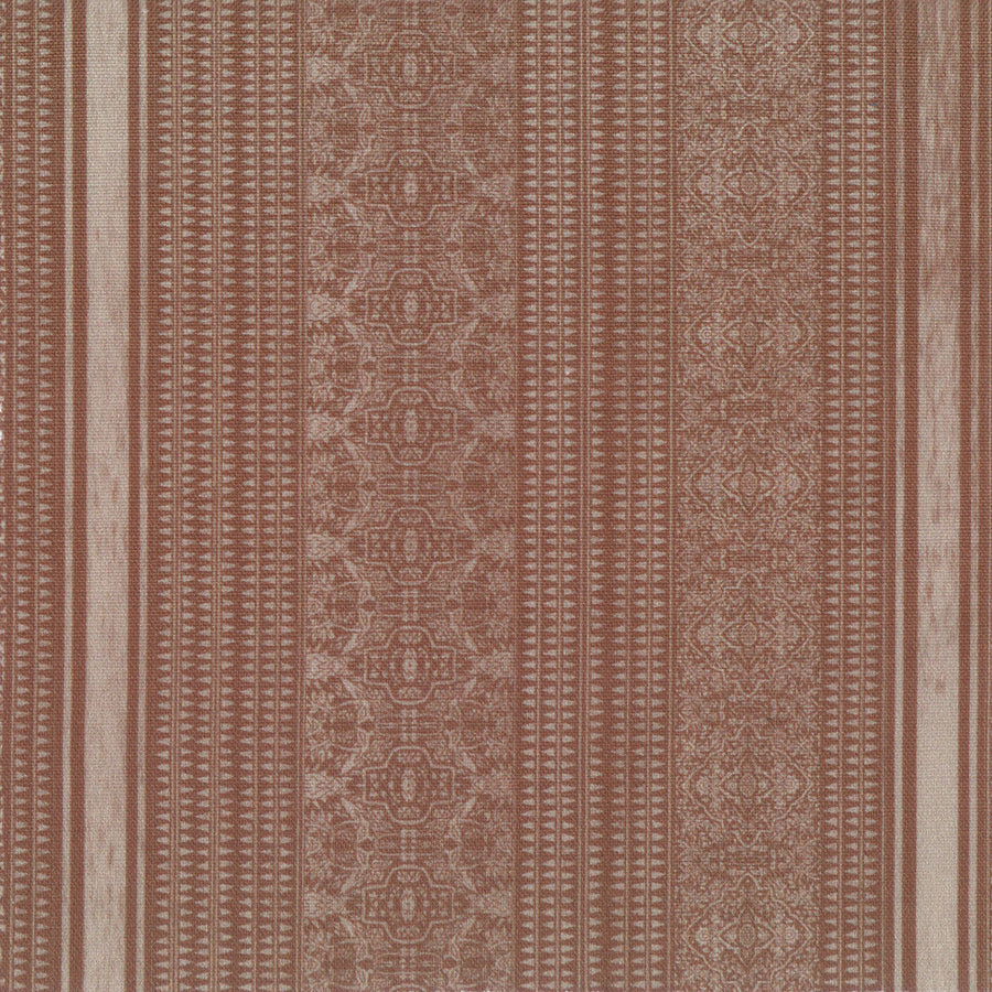 Harlowe Fabric in Terra Cotta