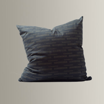 Hendrix Cushion Cover in Midnight