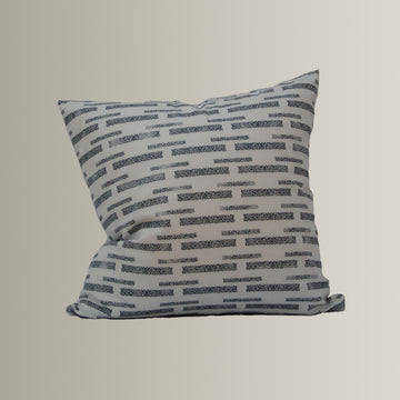 Hendrix Cushion Cover in Monochrome