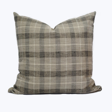 Dunning Grey Pillow Cover