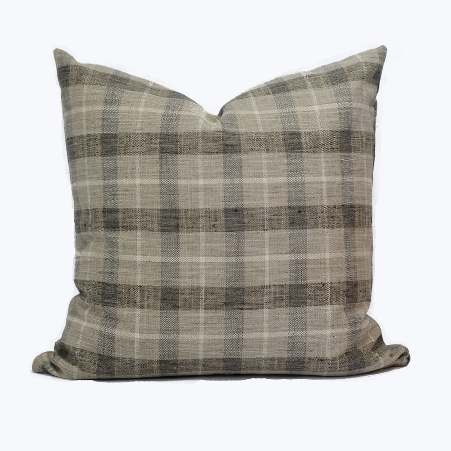 Dunning Plaid Cushion Cover