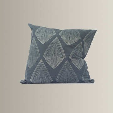 Maya Cushion Cover in Ocean