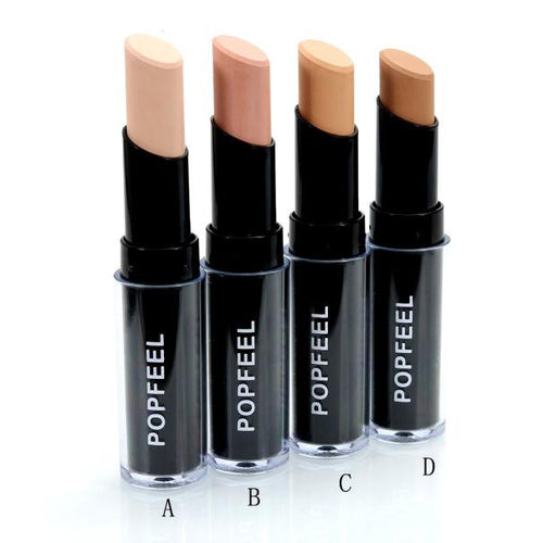 Makeup Natrual Cream Face Lips Concealer Highlight Contour Pen Stick
