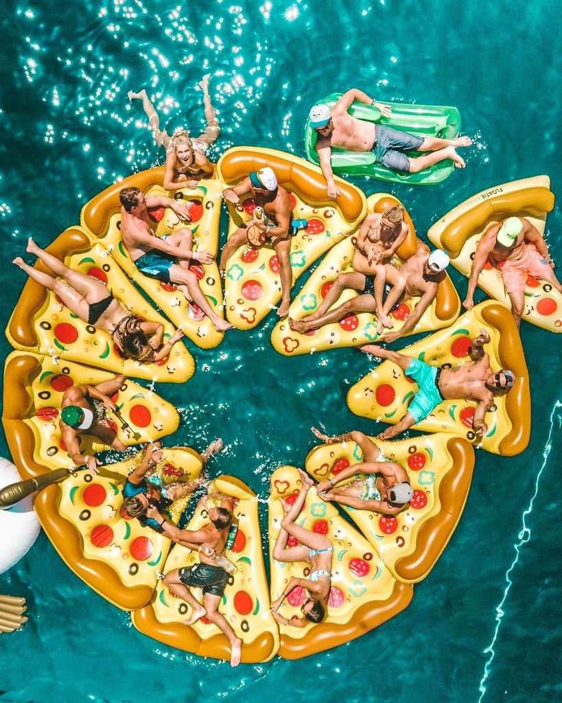 Pizza Party - Floatie Kings