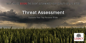 Knowing Where To Focus - Writing A Threat Assessment