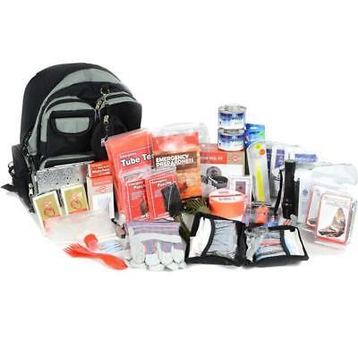 LEGACY Premium Survival 2-Person Emergency Deluxe Bug Out Bag Kit