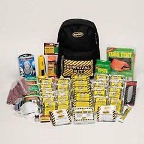 Mayday 4 Person 72 HR Emergency Deluxe Survival Bug Out Bag Kit KEX4