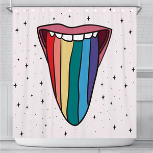 LGBT Shower Curtain