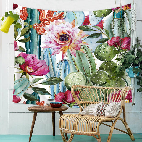 Cactus-Blossom-Wall-Tapestry
