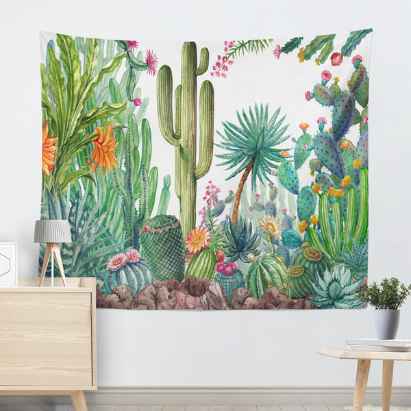 Cactus-World-Tapestry-Wall-Hanging