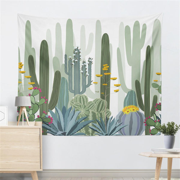 Cute-Cactus-Wall-Tapestry