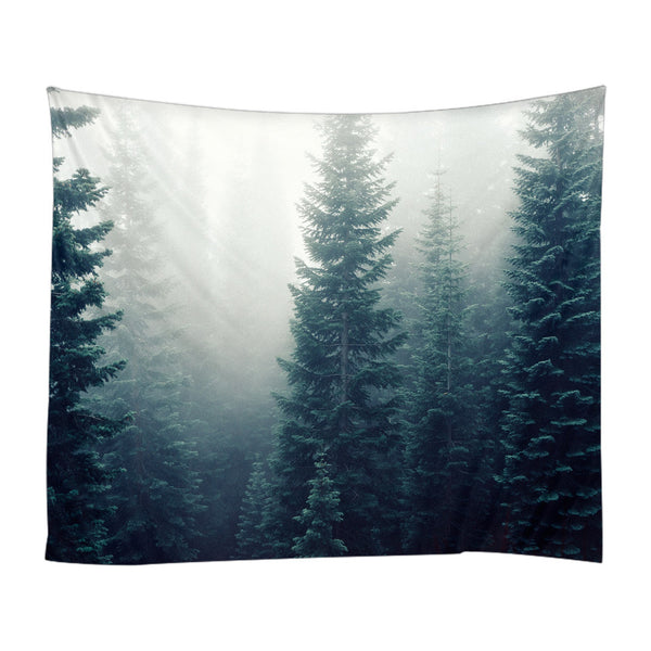 Forest-Wall-Tapestry-Landscape