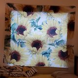 Beautiful Sunflowers Wall Tapestry
