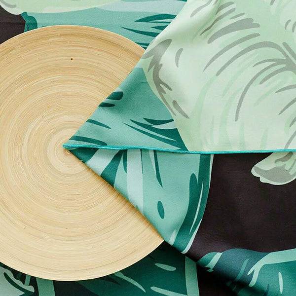 Banana Leaf Tapestry | Tropical Trend Home Decor - Easy To Hang - PYHQ