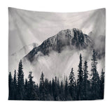Mountain Wall Tapestry 08