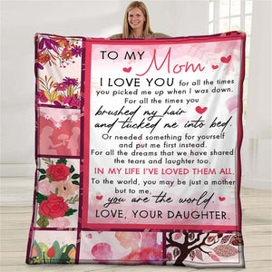 to-my-mom-blanket-love-your-daughter-throw154