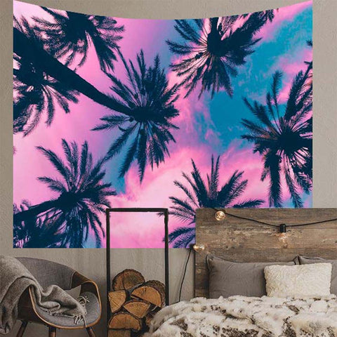 Palm Trees Tapestry