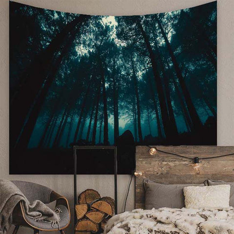 Dark Forest Tapestry
