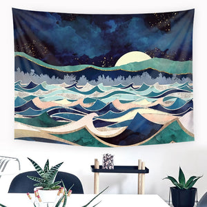 abstract-night-sea-wall-tapestry