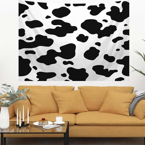 black-and-white-cow-print-tapestry