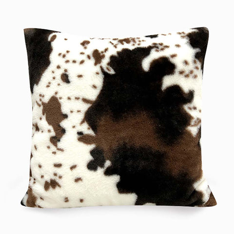 brown-cow-print-pillow
