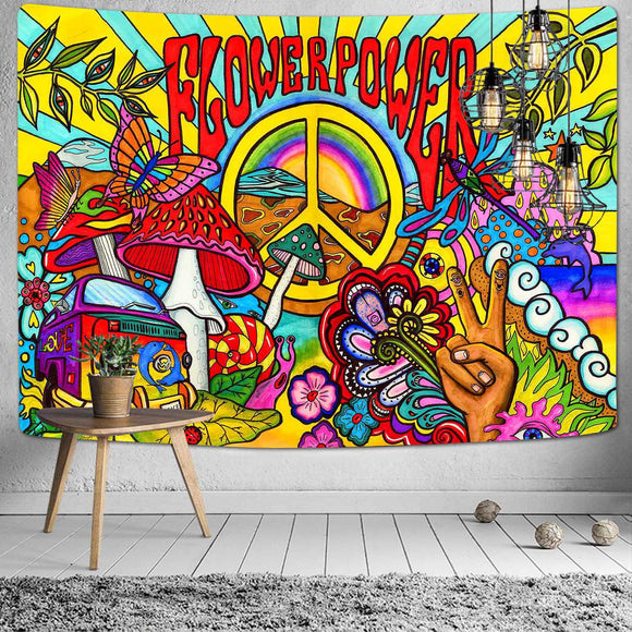 flower-power-hippie-tapestry