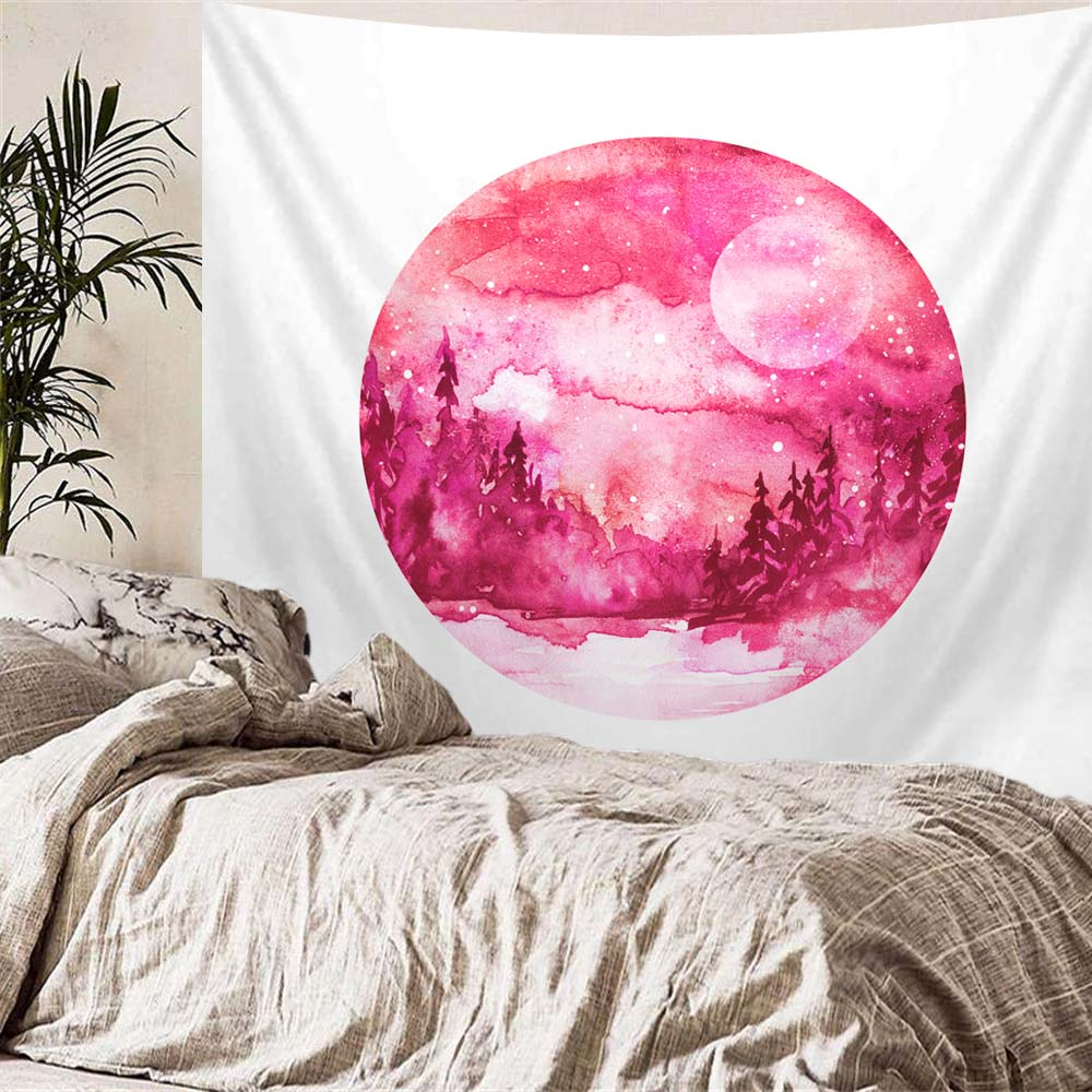 full-moon-tree-pink-and-white-tapestry