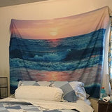 Hawaii Beach Tapestry