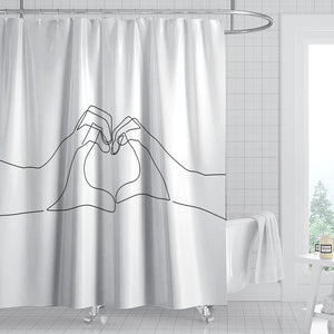 heart-line-shower-curtain