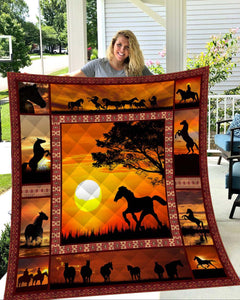 horse-quilt-blanket-all-season-comforters
