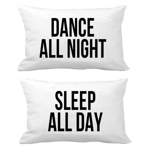 pack-of-2-pillow-dance-all-night-sleep-all-day