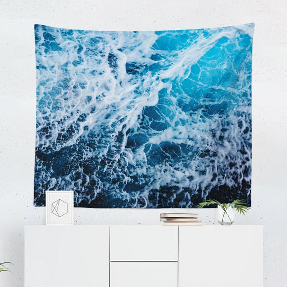 rapid-ocean-wave-tapestry